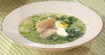 Ботвинья из свеклы с яйцом - рецепт пошаговый с фото