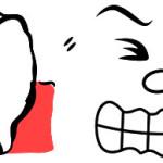 Лезет зуб мудрости, болит десна, горло: что делать?